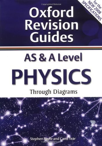 As & a Level Physics Through Diagrams. Stephen Pople, Carol Tear (Oxford Revision Guides) by Stephen Pople (2009-01-01)