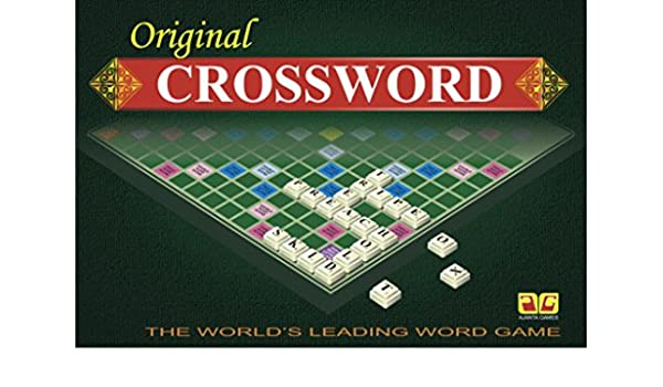 Buy Ajanta Original Crossword Multicolour Online At Low Prices In India