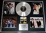 THE BEATLES/GIGANTIC Platin-Schallplatte/RECORD & Foto-Darstellung/Limitierte Edition/COA/BEATLES FOR SALE