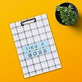 #10: Thinkpot Like A boss Large Exam Writing Pad