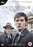 Endeavour: The Collection (Pilot Film and Series 1-2) [5 DVDs] [UK Import]