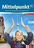 Mittelpunkt Zweibandig: Lehr- Und Arbeitsbuch B2 Teil 1 Lektion 1-6 MIT CD Zum Arbeitsbuch by Albert Daniels (2008-02-13)