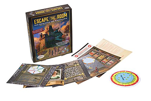 ThinkFun 11237 - Escape The Room, 10 Plus