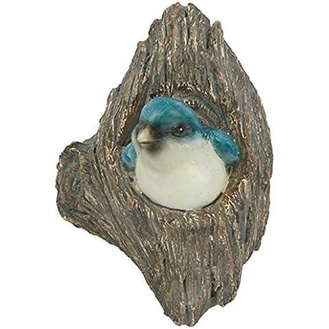 Gravidus Adorno Navidad Pájaro Ornamento Del Árbol De Figura Decorativa - pájaro 2