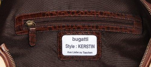 Borsa Bugatti Borsa Kerstin 496678, Borsa A Spalla Da Donna 43x29x8 Cm (lxhxp) Marrone (marrone 02)