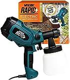 Best Electric Paint Sprayers - MYLEK® Rapid+ 400W Electric Paint Sprayer Gun Kit Review