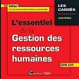 L'essentiel de la gestion des ressources humaines...