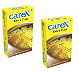 Best Tim - Carex Powershot 10 Extra Time Dotted Condoms X Review