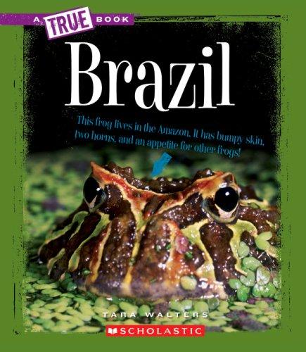 Brazil (True Books)