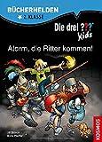 Die drei ??? Kids, Bücherhelden, Alarm, die Ritter kommen! - Ulf Blanck