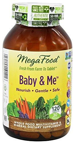 Baby & Me - Natürliche Schwangerschaftsvitamine