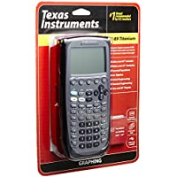 Texas Instruments Calculatrice TI89 Titanium avec câble USB