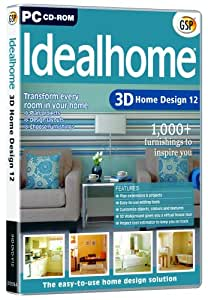 Ideal Home 3D Home Design 12 Amazoncouk Software