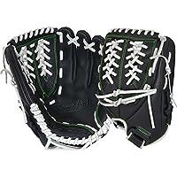 """Vale la Pena SHUTOUT serie guante de béisbol, 12"""" - SO1200-0/3, 12, Negro"""
