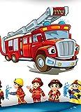 Aminata Kids – Feuerwehrbettwäsche - 3