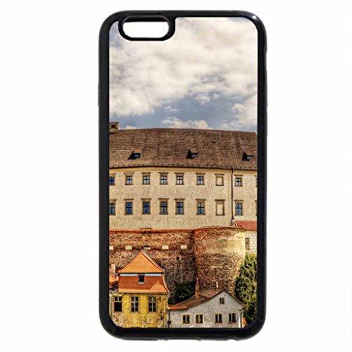 iPhone 6S / iPhone 6 Case (Black) wonderful castle