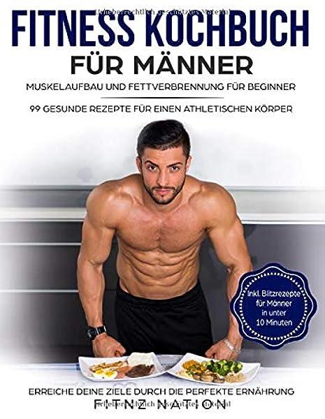 Fettabbau Diätplan für Männer
