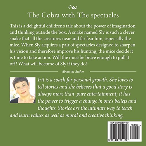 The Cobra with The Spectacles: Volume 1 (Moral tales for children)