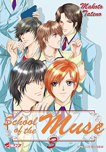 School of the Muse T03 par Makoto Tateno
