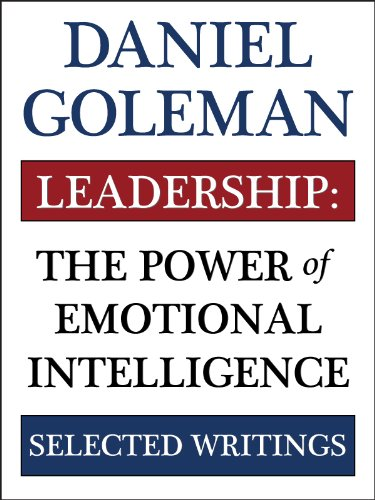 Working With Emotional Intelligence Ebook