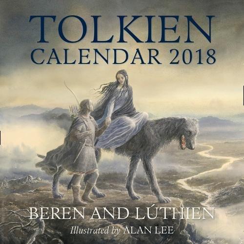 Tolkien Calendar 2018 (Calendars 2018)