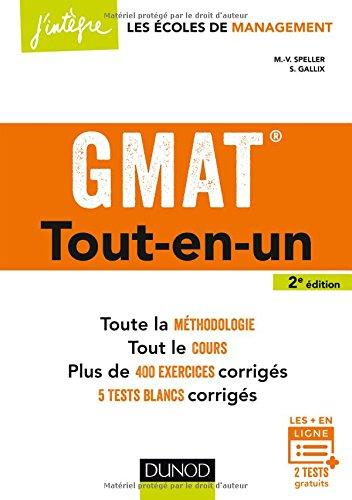 GMAT - 2e d. - Tout-en-un