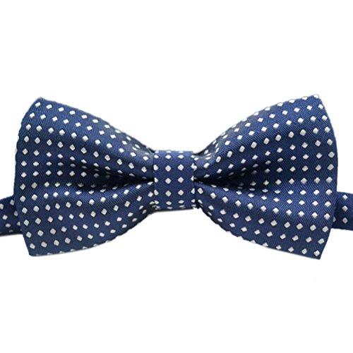 chiccharming Welpen Kätzchen Hund Katze verstellbar Hals Halsband Krawatte Fliege für Hochzeit Party -