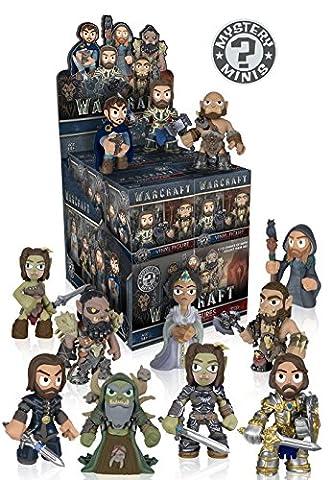 Funko - Figurine World of Warcraft Movie Mystery Minis - 1 boîte au hasard / one Random box - 0849803076023