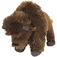 Wild Republic - 10856 - Peluche - Bison - Cuddlekins Mini - 20 Cm