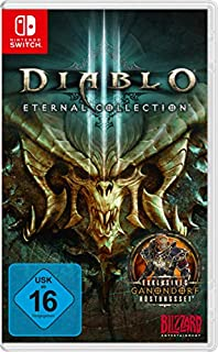 DIABLO III: Eternal Collection - [Nintendo Switch] (B07GLDK7JF) | Amazon Products