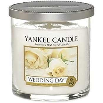 yankee candle wedding day small pillar