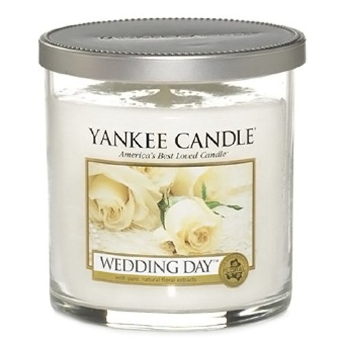 Yankee Candle Yankee candle ?wedding day? stumpenkerze weiß