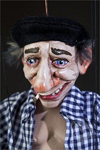 Betrunkener Franz tschechische Marionette