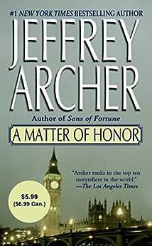 A Matter of Honor par [Archer, Jeffrey]