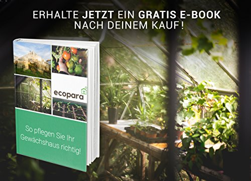 50x Gewächshausclips - Bruchfeste Pflanzenhalter bis 30 Kg