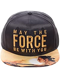 Star Wars Rey Force Satin Snapback Baseball-Cap
