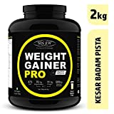 Sinew Nutrition Weight Gainer Pro with Digestive Enzymes - 2 kg