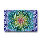 Dalliy Kunst-Muster Fu?matten Doormat Outdoor Indoor 23.6