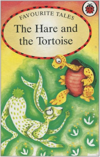 The hare and the tortoise : based on a story from Aesop's Fables