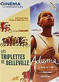 Le Cinéma d'animation 4 : Les Triplettes de Belleville + Adama [Francia] [DVD]