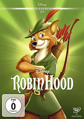 Robin Walt Hood Disney (Robin Hood (Disney Classics))