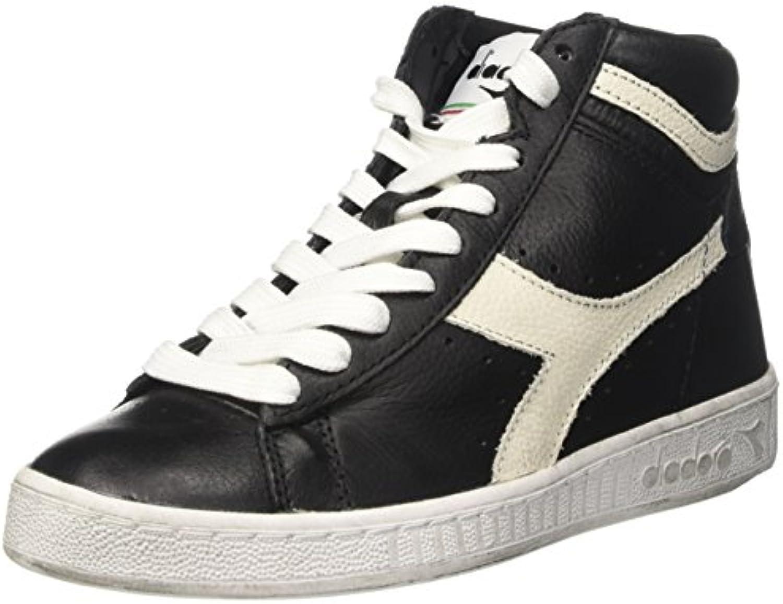 Diadora Herren Game L High Waxed Hohe Sneaker