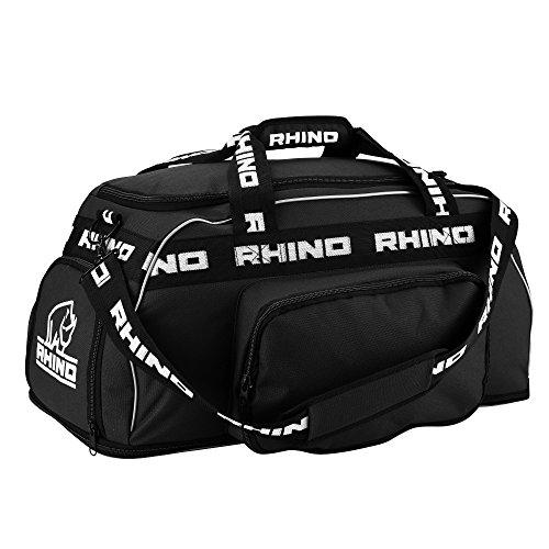 Rhino Herren Spieler Sport Tasche (Einheitsgröße) (Schwarz) -