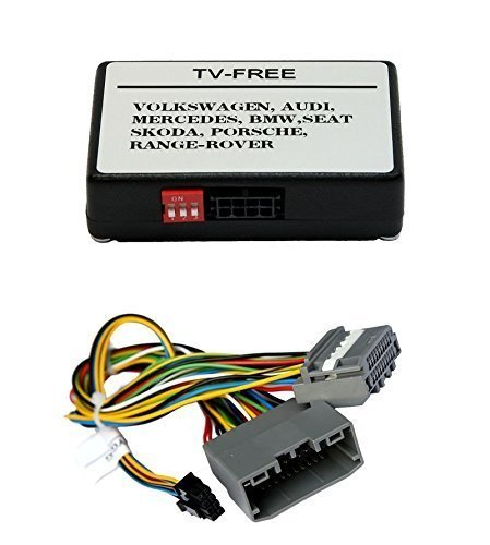 Video Interface für Rückfahrkamera für Fahrzeug mit MYGIGNavigation incl. Kabelsatz