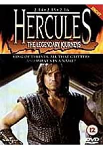 Hercules - The Legendary Journeys: 2.14/2.15/2.16 [DVD]