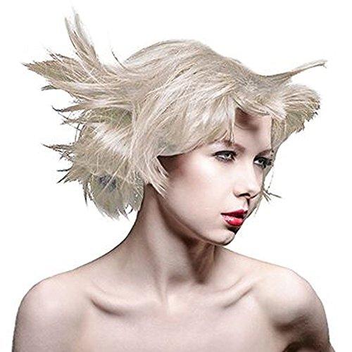 Manic Panic High Voltage Classic Creme Formel Haarfarbe 118ml (Virgin Snow Toner) (Snow Gothic White)