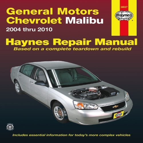 general-motors-chevrolet-malibu-04-10-haynes-repair-manual-by-max-haynes-2011-02-01