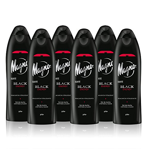 Magno Gel Black - 6 Unidades