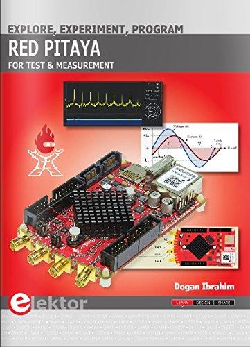 Elektor Baubuch 17824 Red Pitaya for Test & Measurement
