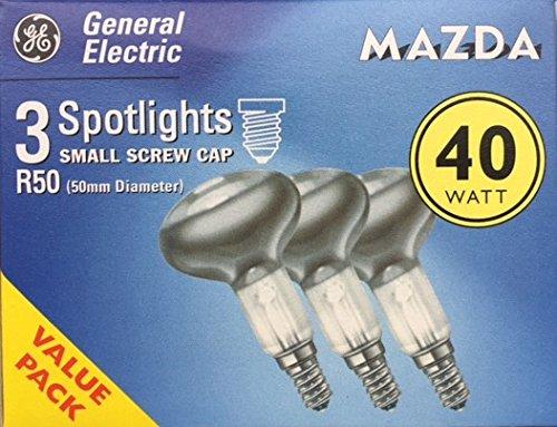 ge-40w-r50-ses-e14-reflector-spot-light-bulbs-pack-of-3-small-edison-screw-cap-incandescent-spotligh